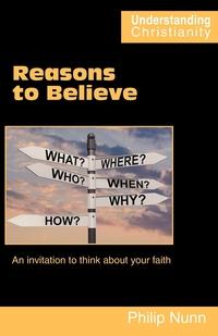 Книга под заказ: «Reasons to Believe»