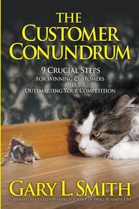 Книга под заказ: «The Customer Conundrum»