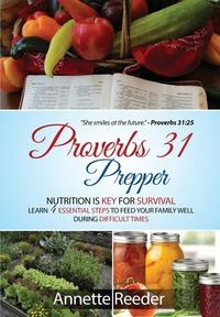 Книга под заказ: «Proverbs 31 Prepper»