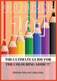 Книга под заказ: «Colouring 101»