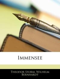 Immensee, Theodor Storm, Wilhelm Bernhardt обложка-превью