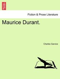 Книга под заказ: «Maurice Durant.»