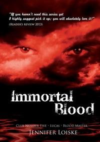 Книга под заказ: «Immortal Blood»
