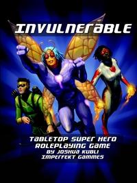 Книга под заказ: «Invulnerable Super Hero RPG Vigilante Edition»