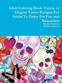 Книга под заказ: «Adult Coloring Book»