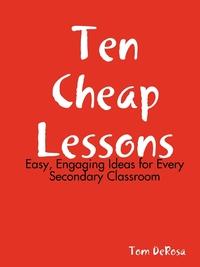 Книга под заказ: «Ten Cheap Lessons»