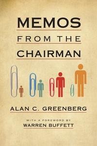 Книга под заказ: «Memos from the Chairman»