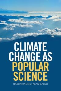 Книга под заказ: «Climate Change as Popular Science»
