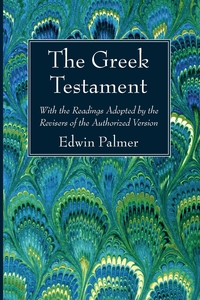 Книга под заказ: «The Greek Testament»