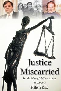 Книга под заказ: «Justice Miscarried»