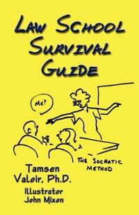 Книга под заказ: «Law School Survival Guide»