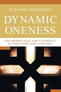 Книга под заказ: «Dynamic Oneness»