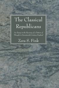 Книга под заказ: «The Classical Republicans»
