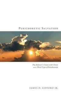 Книга под заказ: «Perichoretic Salvation»