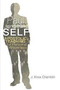 Книга под заказ: «Paul and the Self»