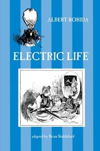 Electric Life, Albert Robida, Brian Stableford обложка-превью