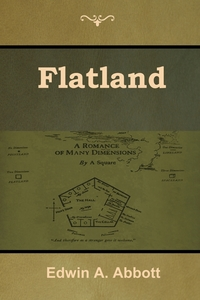 Flatland: A Romance of Many Dimensions, Edwin A. Abbott обложка-превью