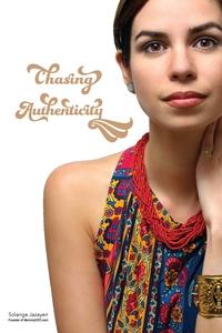 Книга под заказ: «Chasing Authenticity»