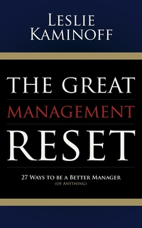 Книга под заказ: «Great Management Reset»