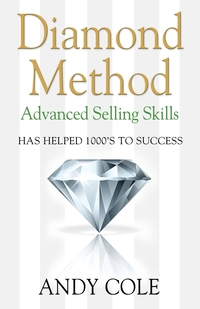 Книга под заказ: «DIAMOND METHOD ADVANCED SELLING SKILLS»