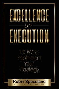 Книга под заказ: «Excellence in Execution»