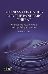 Книга под заказ: «Business Continuity and the Pandemic Threat»