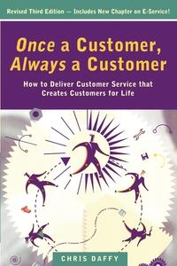 Книга под заказ: «Once a Customer, Always a Customer»