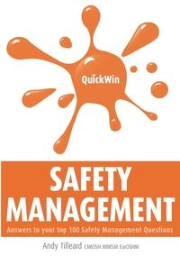 Книга под заказ: «Quick Win Safety Management»
