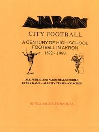 Книга под заказ: «Akron High School Football»