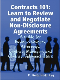 Книга под заказ: «Contracts 101»