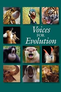 Книга под заказ: «Voices for Evolution»