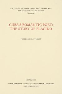 Книга под заказ: «Cuba's Romantic Poet»