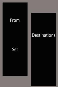 Книга под заказ: «From Destinations Set»