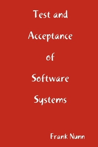 Книга под заказ: «test and acceptance of software systems»