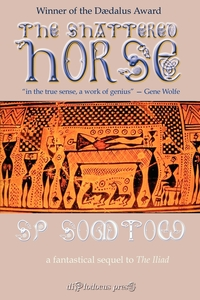 Книга под заказ: «The Shattered Horse»