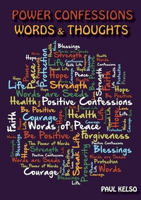 Книга под заказ: «Power confessions words and thoughts»