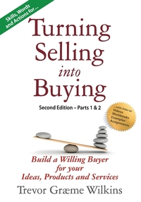 Книга под заказ: «Turning Selling into Buying Parts 1 & 2 Second Edition»