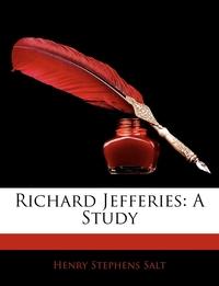 Книга под заказ: «Richard Jefferies»
