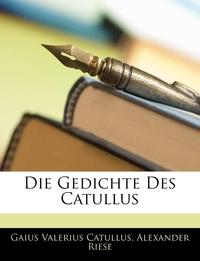 Книга под заказ: «Die Gedichte Des Catullus»