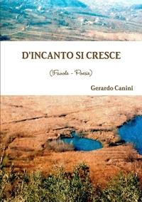 Книга под заказ: «D'INCANTO SI CRESCE (Favole - Poesie)»