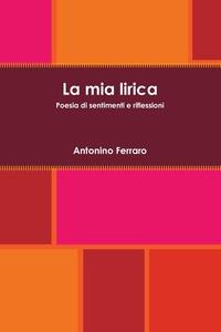 Книга под заказ: «La mia lirica»