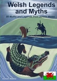 Книга под заказ: «Welsh Legends and Myths»