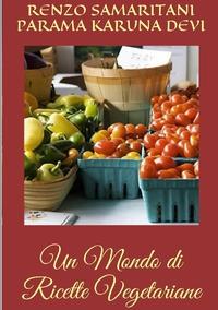 Книга под заказ: «Un Mondo di Ricette Vegetariane»