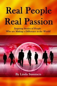 Книга под заказ: «Real People Real Passion»