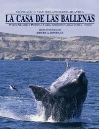 Книга под заказ: «La casa de las ballenas»