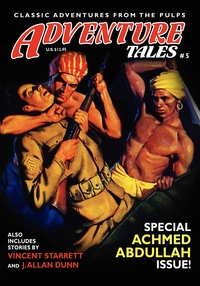 Adventure Tales #5, John Gregory Betancourt, Achmed Abdullah, Vincent Starrett обложка-превью