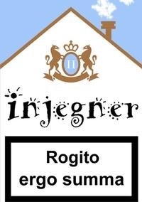 Книга под заказ: «Rogito ergo summa.»