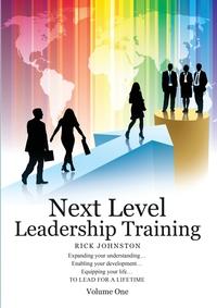 Книга под заказ: «Next Level Leadership Training»