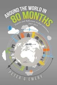 Книга под заказ: «Around the World in 80 Months»