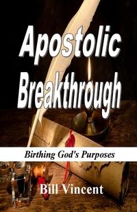 Книга под заказ: «Apostolic Breakthrough»